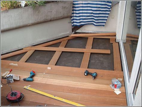 Balkon Holzboden Verlegen Kosten Großen Balkon Fliesen