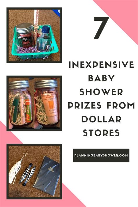 unique baby shower prizes   budget  baby