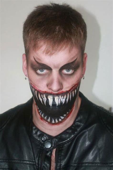 scary halloween makeup ideas  men  modern fashion blog