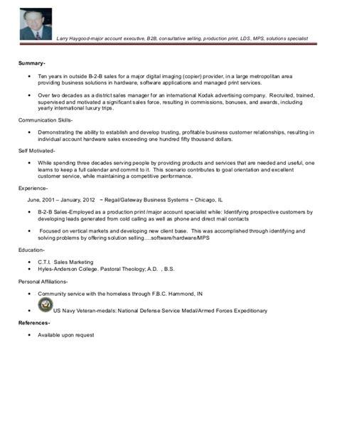 print sales resume sles copywriteropenings web fc2
