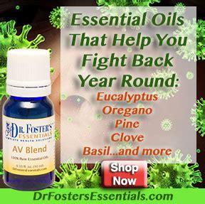 antiviral essential oil av blend designed  holistic md