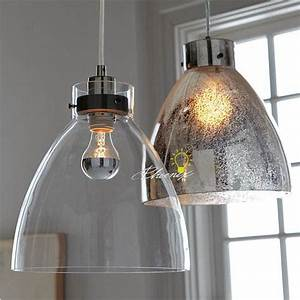 Modern industrial glass pendant lighting browse