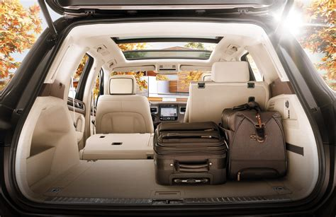 Touareg 3rd Row Seat by 5 Things You Didn T About The Touareg Uncategorized