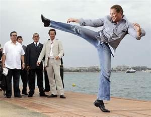 Jean Claude Van Damme Split Kick   www.imgkid.com - The ...