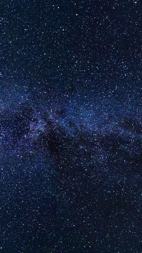 Blue Wallpaper Portrait by Starry Sky 5k Uhd Wallpaper