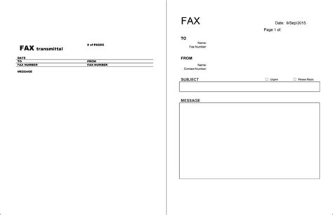 12373 free basic fax cover sheet free fax cover sheet template printable pdf word exle