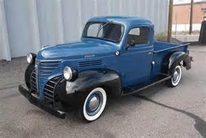1941 Plymouth Pickup Truck for Sale