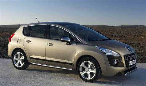 Peugeot 3008 Picture by Peugeot 3008 Picture 12363