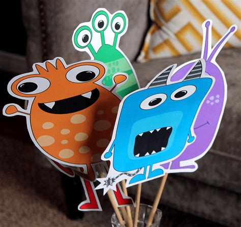 monster birthday party monster party theme ideas