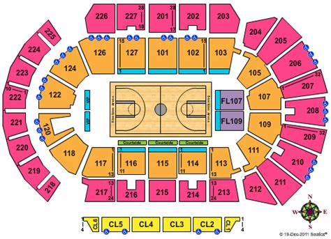 foto de Disney On Ice Tickets Seating Chart Stockton Arena