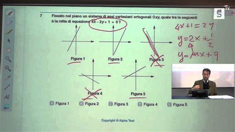 Test Ingresso Test Ingresso Bocconi Esempio Alpha Test 5