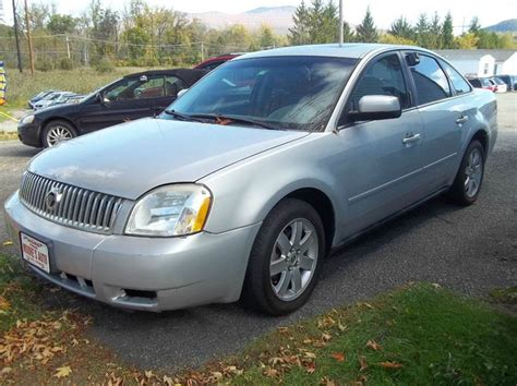 auto air conditioning service 2005 mercury montego electronic valve timing 2005 mercury montego awd luxury 4dr sedan in rutland vt moore s auto