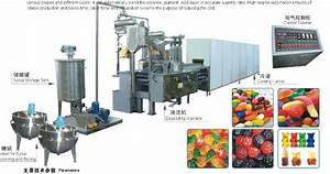Top Jelly Candy/gummy Jelly/candy Candy Making Machine ...