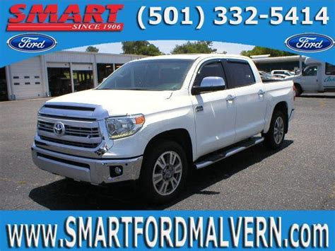 Toyota Arkansas by Toyota Tundra Crewmax Ffv Bed Used Cars In Arkansas