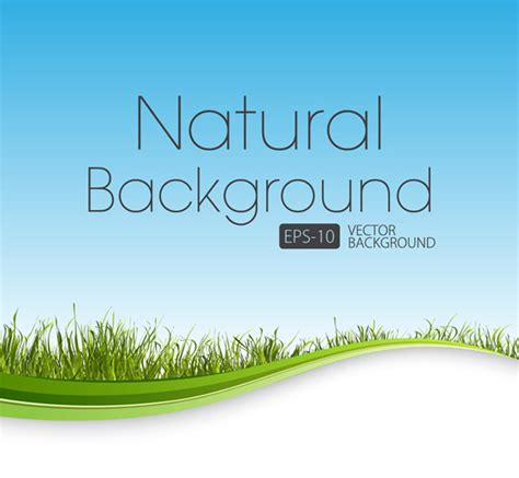 nature background vector free download