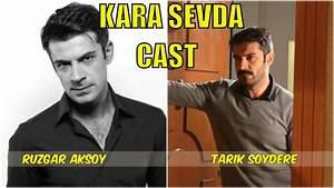 Kara sevda actors names — kara sevda (tv series 2015-2017) cast and crew