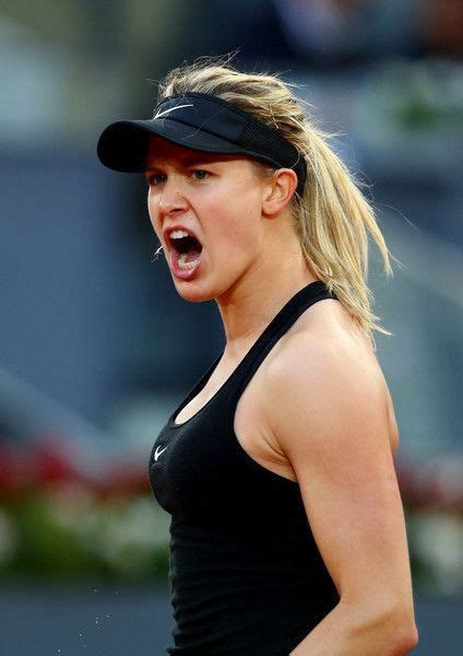 Pin on A. Eugenie Bouchard