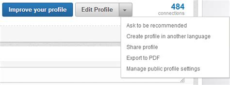 Export Resume From Linkedin by Create Your Professional Resume With Linkedin