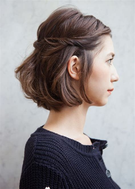 14 short hairstyles that are easy to maintain the