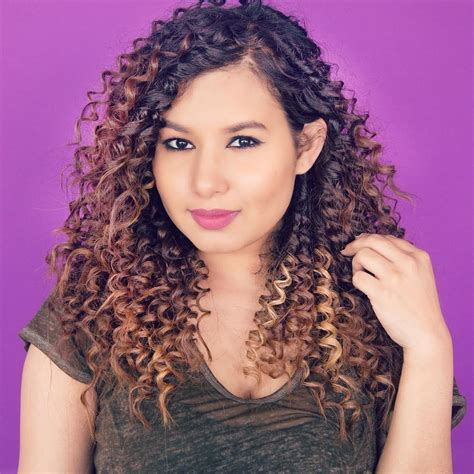 hair ombre styles pencil curls styles how to curl your hair using a pencil 3764
