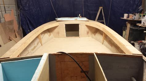 Convert Bowrider To Fishing Boat by 1967 Seacraft Bowrider Conversion To Bay Style Boat Page