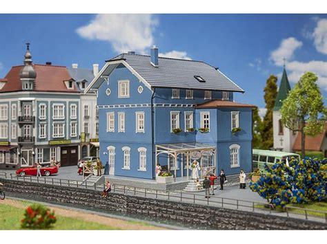 Cafe Das Blaue Haus Faller 130439
