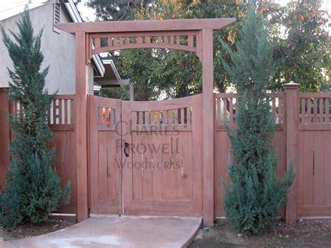 prowell woodworks garden arbor trellis 5