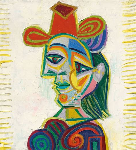 Pablo Picasso A Thirst For Innovation Christies