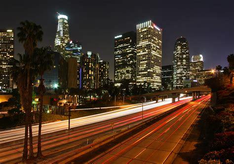 downtown los angeles night locations urban life