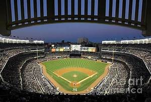 Yankee Stadium, night game | Photography by Allen Beatty ...