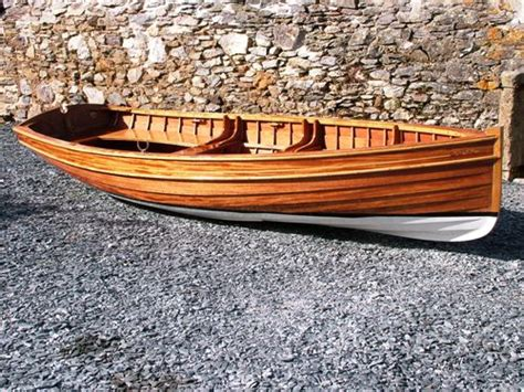 Wooden Dinghy Boat For Sale by Wooden Clinker Boat Small Boats For Sale Rowing