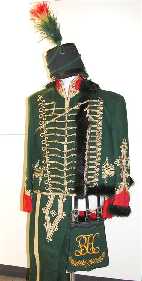 uniformen kostuem kaiser
