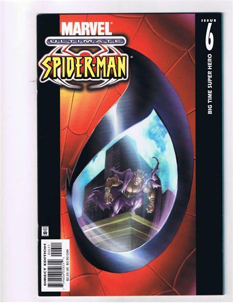 ultimate spider man 6 quot big time super hero quot
