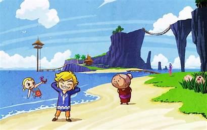 Zelda Waker Wind Legend Windwaker Link 2560