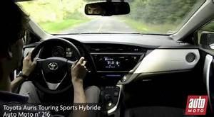 Fonctionnement Hybride Toyota : la toyota auris touring et son syst me hybride ~ Medecine-chirurgie-esthetiques.com Avis de Voitures