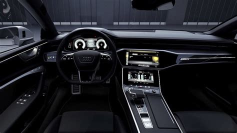 audi  sportback interior design youtube