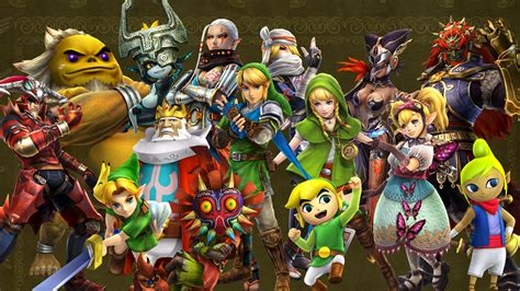 Answer The Call On March 24 With Hyrule Warriors Legends