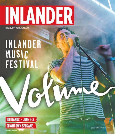 Inlander 05/25/2017 by The Inlander Issuu