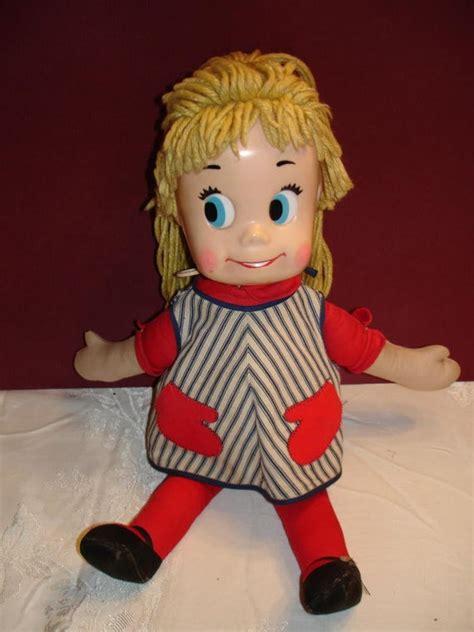 vintage 1961 talking doll