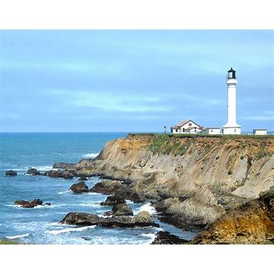 Point Arena Lighthouse - Highway 1California!Pinterest