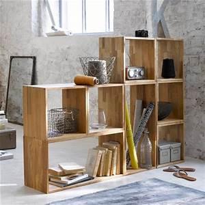 Cube En Bois Rangement : 17 best images about sous sol on pinterest livres ~ Edinachiropracticcenter.com Idées de Décoration