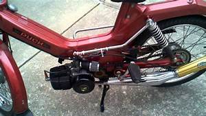 Puch Newport Ii With Free Flow Air Filter