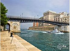 Taranto rentals for your vacations with IHA direct
