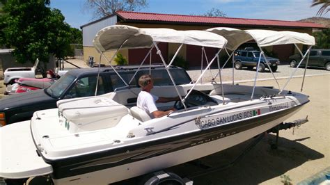 Deck Boat Or Bowrider by Bayliner Deck Boat 2007 For Sale For 16 000 Boats From