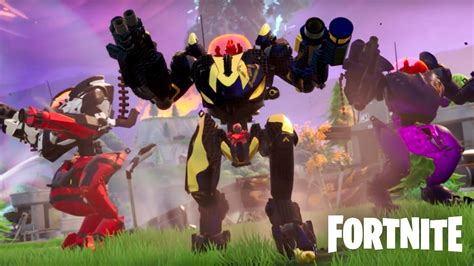 epic games finally nerf brute mechs  competitive