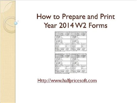 how to print w 2 form 2014 youtube