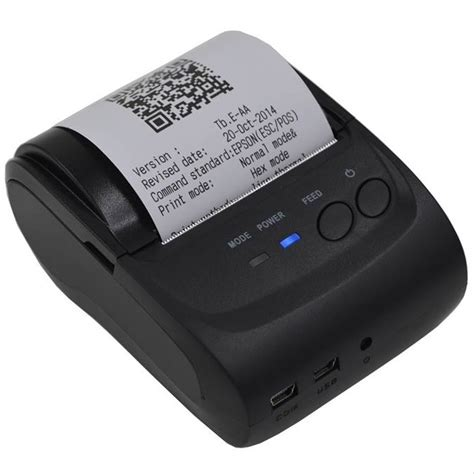 jual printer bluetooth portable  print struk