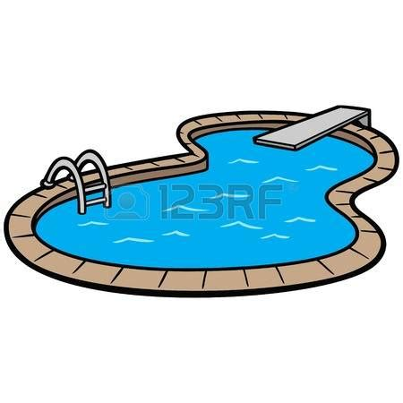 Swimming Pool Clipart Swimming Pools Clipart Collection