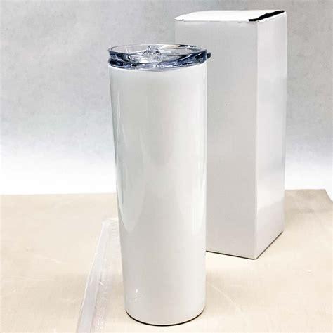 oz straight  skinny stainless steel insulated blank tumblers  bulk tumblers