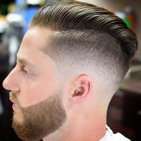 dashing nazi haircuts  military inspired